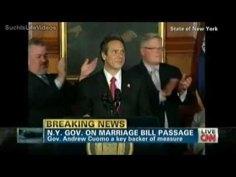 AC360 - NY Governor Andrew Cuomo On Same-Sex Marriage Bill Passage