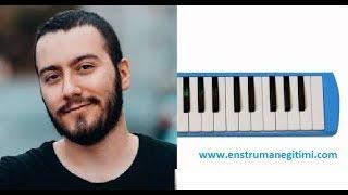 Melodika Eğitimi - Enes Batur - Sen Yerinde Dur Diss Melodika Resimi