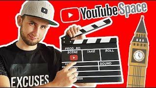 Nagrywałem w siedzibie YouTube'a w Londynie