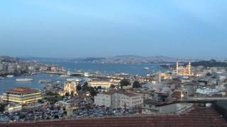 Gebetsruf in Istanbul - Call to Prayer Istanbul - Adhan - Athan