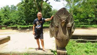 Download 2017 Cambodia-Vietnam-KL-Australia-Episode 2 Beng Mealea Temple Mp3