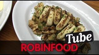 ROBINFOOD / Salsa holandesa express + Espárragos blancos naturales