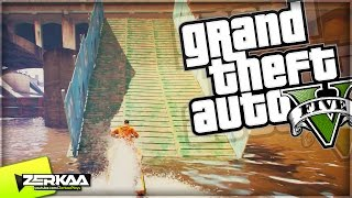 JET SKI JUMPING | GTA 5 Funny Moments | E432 (with The Sidemen) (GTA 5 Xbox One)