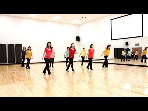 i-warned-myself---line-dance-(dance-&-teach-in-english-&-中文)