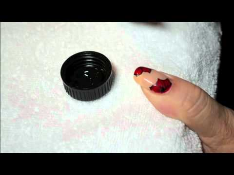 Nail Art Tutorial: Fleurs d'Orient ENGLISH!!!