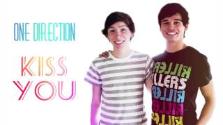 One Direction Kiss You Cover