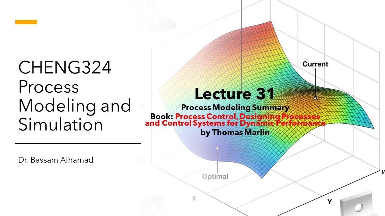 Cheng324 Lecture31 Process Modeling Summary Using Reference By Marlin Youtube