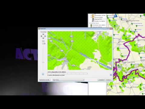 Garmin MapInstall / BaseCamp EDGE - Tutoriel