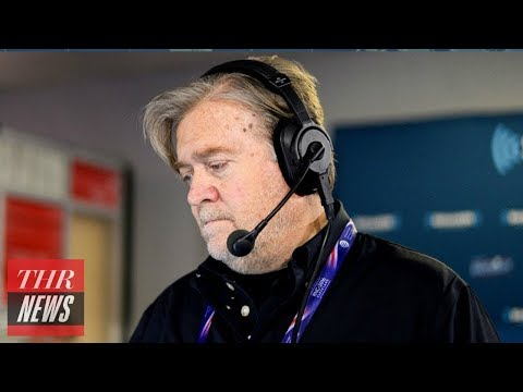 Steve Bannon Leaving White House Chief Strategist Position | THR News