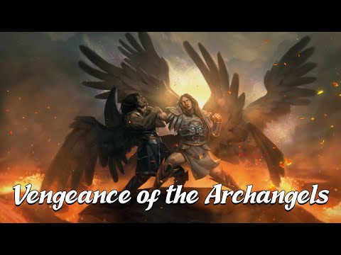 The Vengeance of the Archangels  (Book of Enoch Explained) [Chapters 9-11]