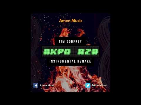 Tim Godfrey - Akpo aza - Instrumental remake by Amen Music