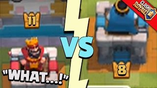 massive mismatches epic upsets clash royale insanity