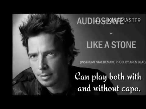 Like A Stone By Audioslave Lyrics And Guitar Chords Youtube