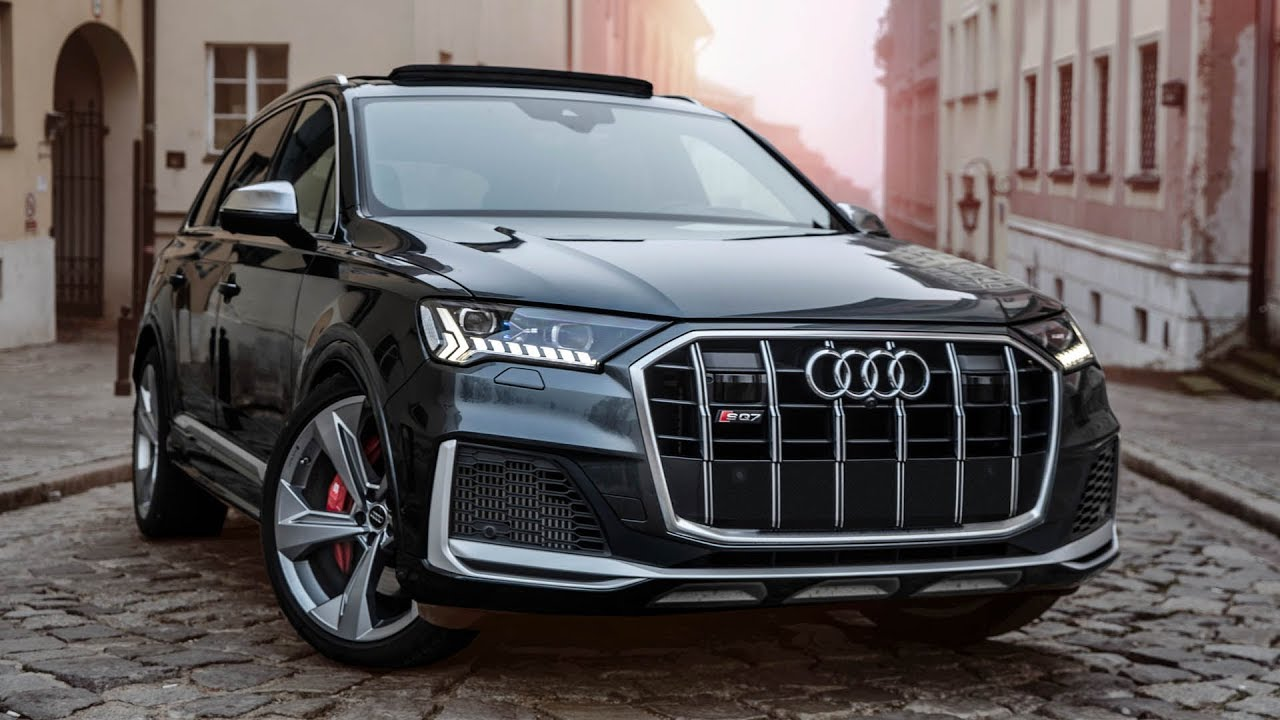 NEW 2020 AUDI SQ7 - BETTER THAN THE OLD ONE? 900NM TORQUE MONSTER - 435HP V8TRI-TURBO IN DETAILS