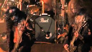 Watain - Live at Bloodstock 2012 , Malfeitor, Sworn to the dark & Total Funeral