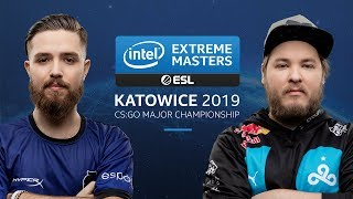 CS:GO Highlight - Cloud9 vs. FURIA  [Inferno] Map2 Ro4 - Challengers Stage - IEM Katowice 2019