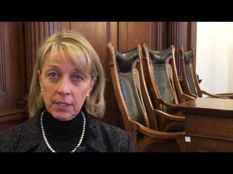 SPS Barbara Cegavske talks about Nevada's election process.