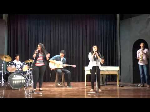 Passenger - Let Her Go by theRAVs [feat. Omang & Trisha] LIVE