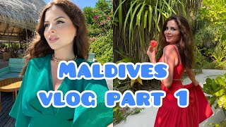 Ayni Khalid / Maldives part 1