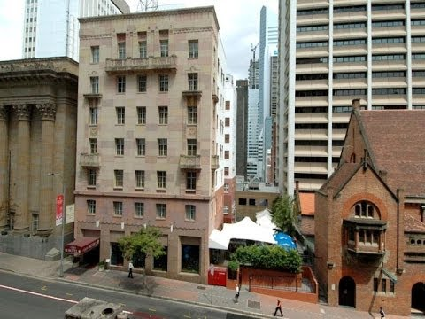 BRISBANE CBD APARTMENT FOR RENT $550pw - YouTube