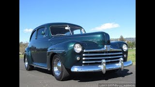 1948 Ford Tudor Street Rod for Sale