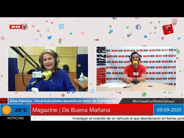 Radio Cartaya | Novena en honor a Ntra. Sra. de Consolación