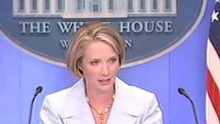 wh press briefing october 18 2007