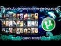 Como ver peliculas completas online .torrent sin descargarla |Gratis y en español|Nuevo Metodo 2015