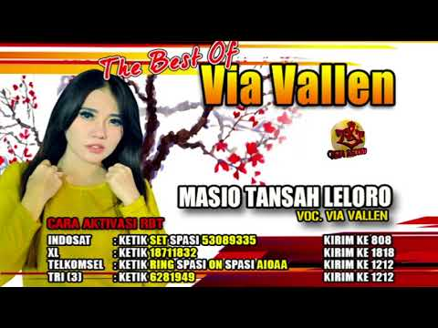 VIA VALLEN-MASIO TANSAH LELORO-THE BEST OF VIA VALLEN