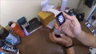 unboxing a1 smart watch indonesia review