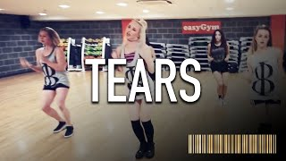TEARS - Louisa Johnson & Clean Bandit Dance ROUTINE Video | Brendon Hansford Choreography