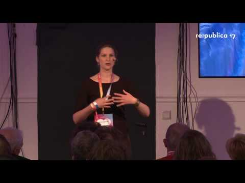 re:publica 2017  – Ricarda Winkelmann: Antarctica Unplugged on YouTube