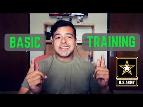 Joining The Army (2020) | Reception & Basic Training (How To Survive)