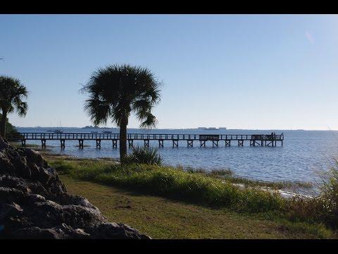 Palm Harbor ( Crystal Beach ) Home For Sale