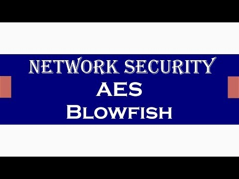 AES And Blowfish