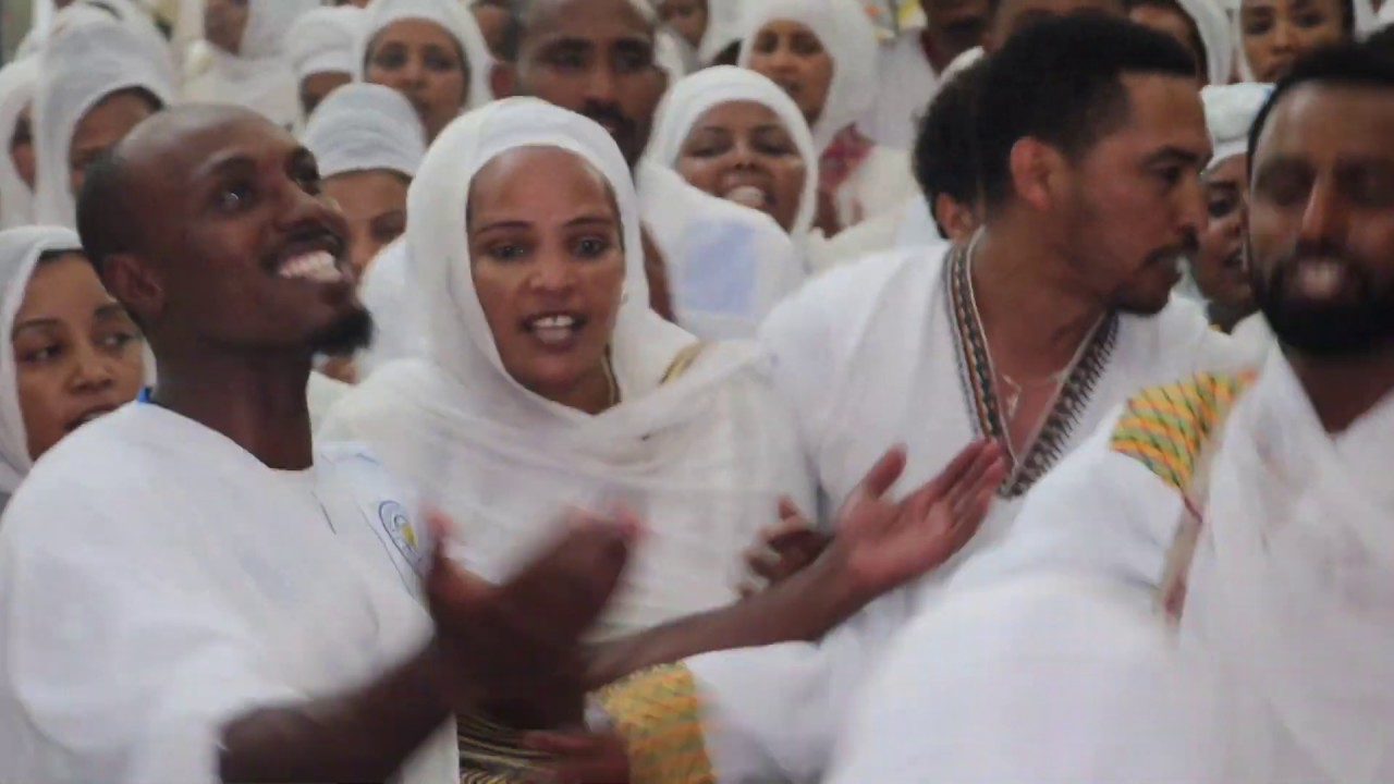 Ethiopia:-ቀሲስ ዘማሪ ወንደስን uk shuffled ethiopia Orthodox Church