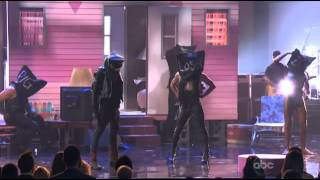 Christina Aguilera - Live AMA's 2012 - LotusArmy Of Me Let there be love