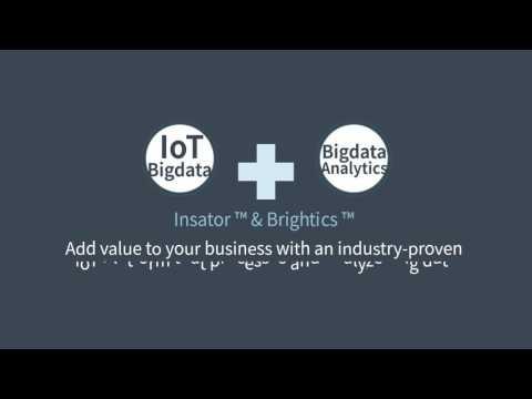 Samsung SDS  IoT Platform (Insator & Brightics)
