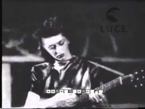 Rosita Serrano (live), Wintergarten - Berlin, September 1939