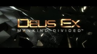 Deus Ex Mankind Divided - Burj Khalifa