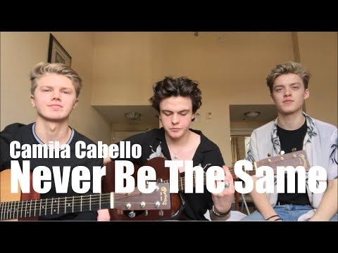 Cover Lagu Never Be The Same - Camila Cabello (Cover by New Hope Club) STAFABAND