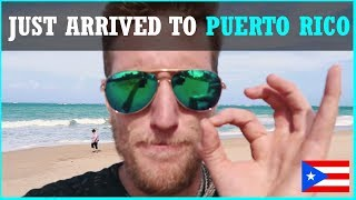 FIRST IMPRESSIONS OF SAN JUAN, PUERTO RICO (110 Days After Hurricane Maria)