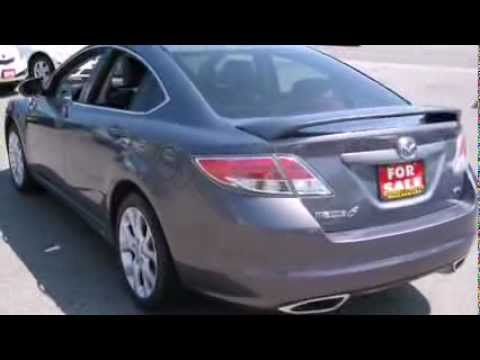 2009 Mazda Mazda6 Gt V6 Leather Sunroof Spoiler Alloys Sedan Call Now 1 866 980 4721 Youtube