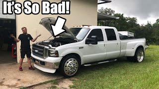 found-a-huge-problem-with-my-7-3-powerstroke-on-24-s-explains-why-it-s-so-slow