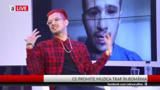 Keed Ce promite muzica trap in Romania
