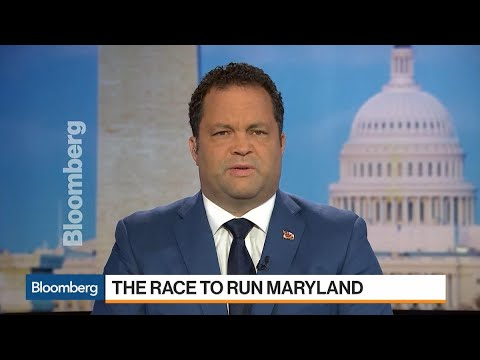 Jealous Says Maryland Voters Are 'Hungry' for Change