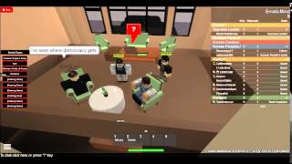 Interview with the leader of North Korea Roblox