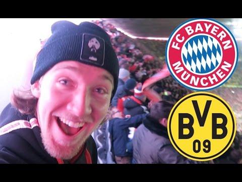 BAYERN MUNICH vs BORUSSIA DORTMUND!! *DFB Pokal SEMIFINAL*