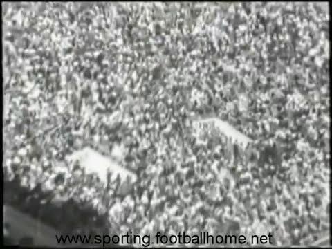 23J :: Sporting - 2 x Académica - 1 de 1969/1970