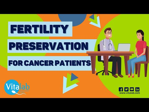 Fertility preservation for cancer patients